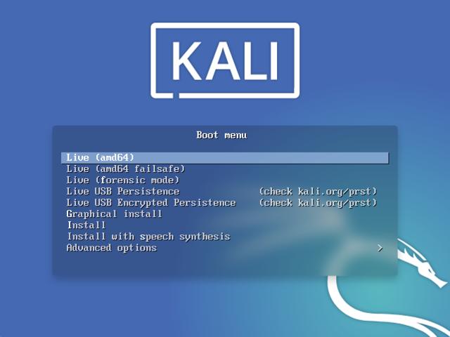 Kali Linux Basic Setup: How to Boot Kali Linux on Windows 10