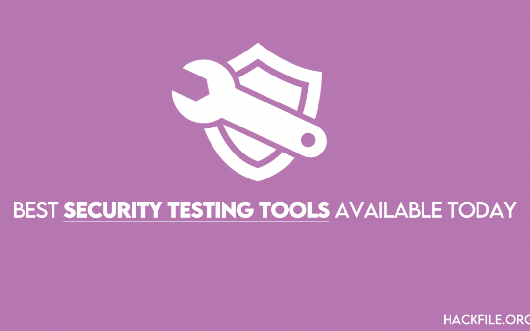 best security testing tools